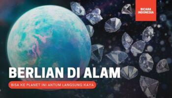 Bisakah Manusia Hidup di Planet Berlian 55 Cancri e?