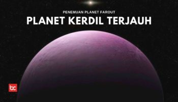 Planet Kerdil Terjauh dan Terlambat di Tata Surya
