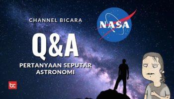 Q&A Seputar Alam Semesta Dan Isinya