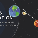 Satu Tahun di Mars Lebih Lama Dari di Bumi, Kenapa?