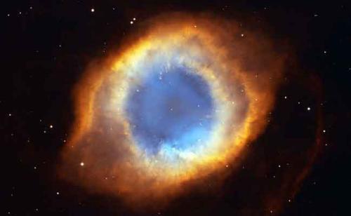 Tampilan nebula