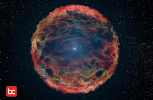 Tempat Paling Menyeramkan di Alam Semesta 2 : Bintang zombie Zombie Star
