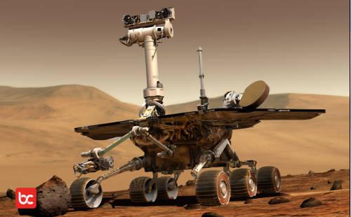 Curiousity dalam Misi Pencarian  Kehidupan di Planet Mars