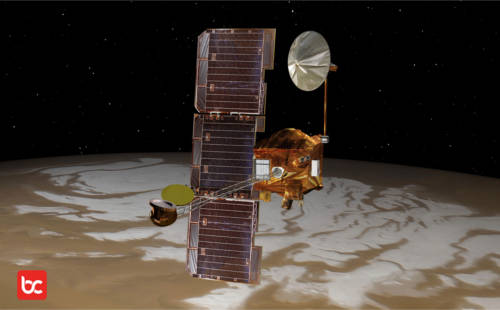 Mars Oddisey dalam misi 2023 Manusia Akan Tinggal di Mars