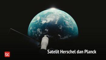 Akhir Perjalanan Satelit Herschel dan Planck, Satelit yang Di Buang Dekat orbit Matahari