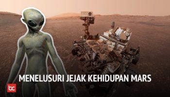 Apakah Pernah Ada Kehidupan Di Mars?