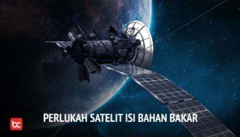 Apakah Satelit Harus Mengisi Ulang Bahan Bakar?