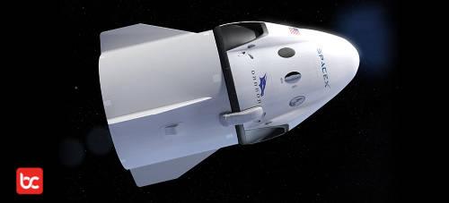 Kapsul yang digunakan astronot untuk pulang ke Bumi