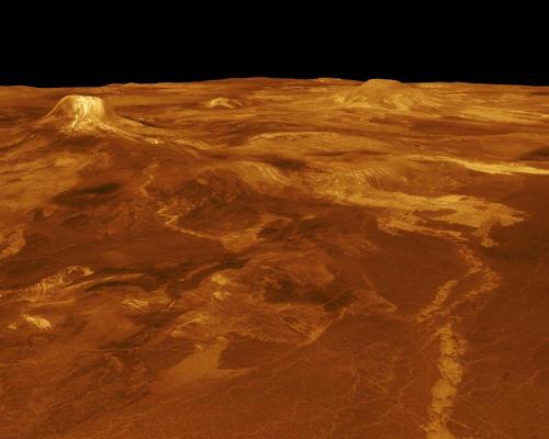 Atmosfer Venus Berbahaya