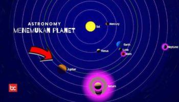 Cara Ilmuwan Menemukan Planet di Alam Semesta
