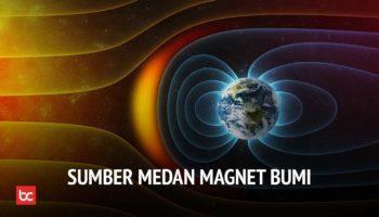 Darimana Medan Magnetik dan Gravitasi Bumi?