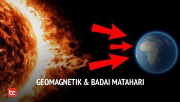 Fakta Menarik Badai Geomagnetik
