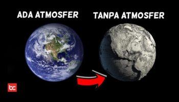 Bagaimana Jika Bumi Kehilangan Atmosfer