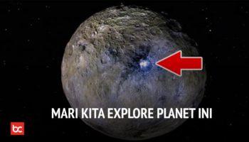 Mengeksplorasi Planet Ceres Bagian 1