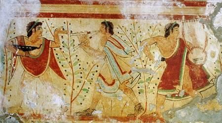 Kebudayaan Etruscan