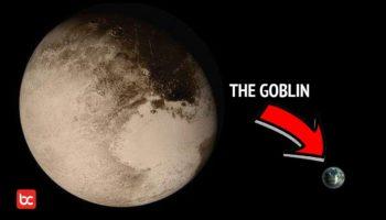 Penjelajahan Melampaui Pluto, Ada The Goblin si Planet Kerdil