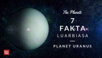 7 Fakta Mencengangkan Uranus Si Planet Terdingin Di Tata Surya