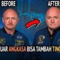 Gara Gara Ke Luar Angkasa, Astronot Kembar Ini Jadi Berbeda !