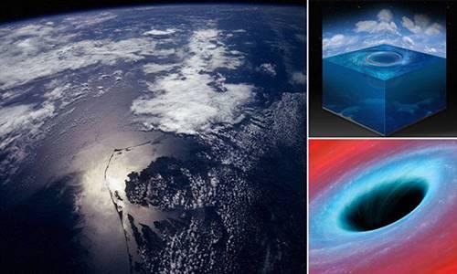 """""""Black Hole"""" ditemukan di Samudra Atlantik"""