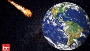 Akibat Tabrakan Asteroid ke Bumi Sebabkan Kiamat?