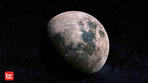 Bagian Depan dan Belakang Bulan