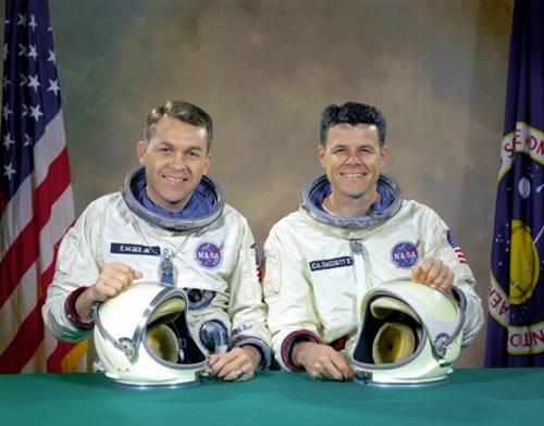 Pesawat Luar Angkasa Gemini 9
