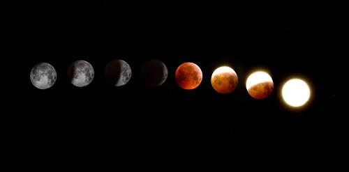 Cahaya Bulan Lebih Terang Dari Venus Dan Bintang, tapi cahaya bulan bergantung pada letaknya