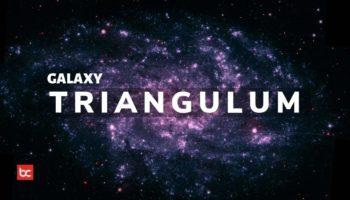 Fakta Menarik Galaksi Triangulum