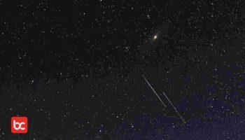 Ternyata Hujan Meteor Terjadi Setiap Bulan!