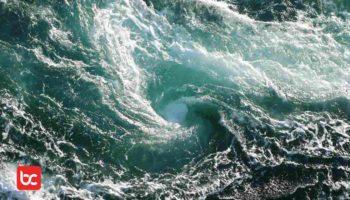 5 Pusaran Air Berbahaya di Dunia