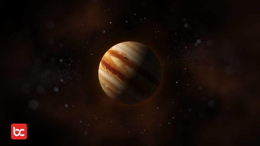 Planet Jupiter dalam Tata Surya Sebagai Pelindung Planet Kecil