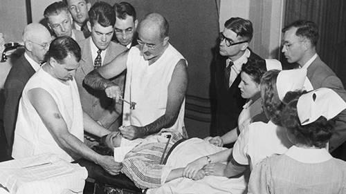 5 Teknik Pengobatan Kuno Paling Mengerikan
