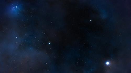Penampakan Dark Matter