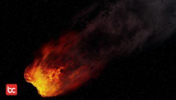 Jejak Meteor Chelyabinsk Jatuh Di Rusia