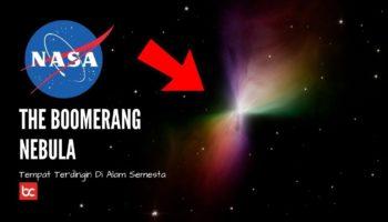 Boomerang Nebula Tempat Terdingin di Alam Semesta