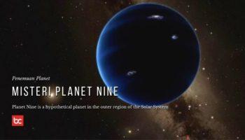 Penemuan Planet Nine, Anggota Misterius di Tata Surya