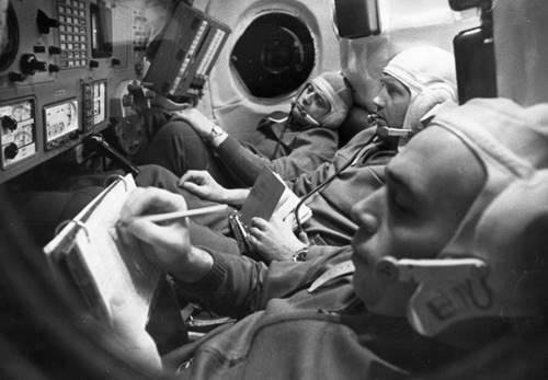 Pesawat Luar Angkasa Soyuz II