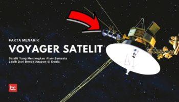 Fakta Satelit Voyager, Menjangkau Alam Semesta