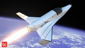 Pesawat Ruang Angkasa Terbakar di Atmosfer?