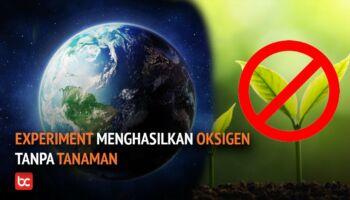 Bisakah Oksigen Dihasilkan Tanpa Fotosintesis Tumbuhan?