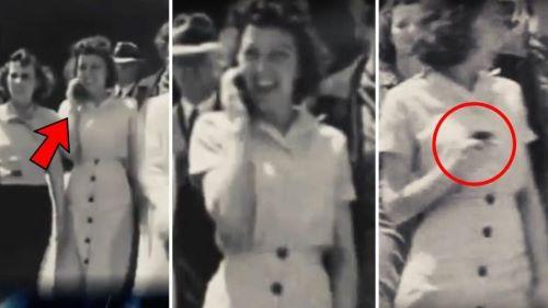Cewek Time Traveller di Tahun 1938