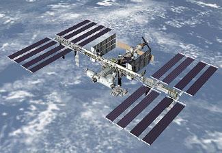 Seberapa Besar Sebenarnya Ukuran ISS?