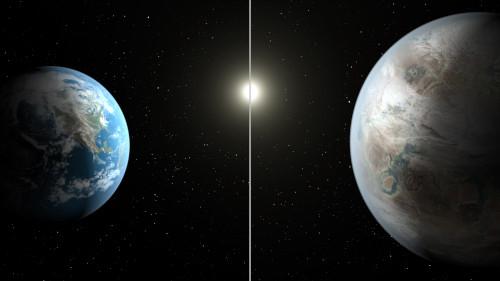 Bumi Kedua di Alam Semesta - Kepler 425b