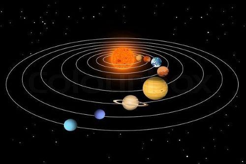 Ada Planet yang Mengorbit Lubang Hitam?