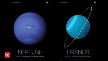 Mengapa Uranus dan Neptunus di Sebut Raksasa Es?