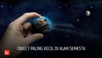 Objek Terkecil di Alam Semesta, Lebih Kecil Dari Atom!