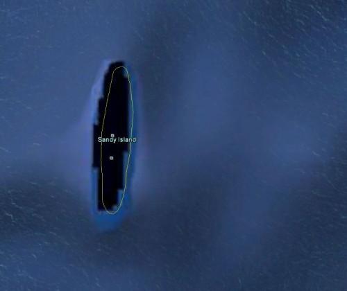 Pemandangan Teraneh dari Google Earth : Anomali Piramida