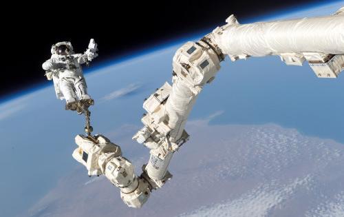 astronot yang bertugas di ISS