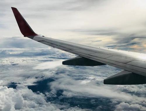 Sayap pesawat komersial