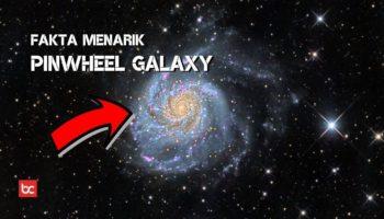 Fakta Menarik Pinwheel, Galaksi Pembuat Bintang